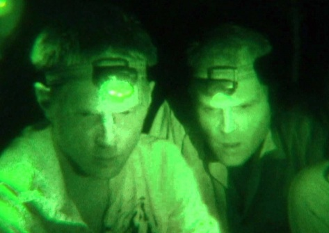 destination truth nightvision
