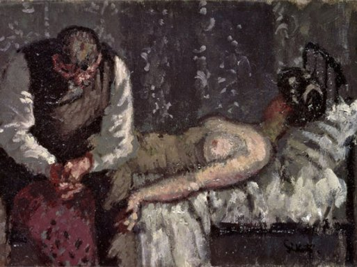 sickert painting